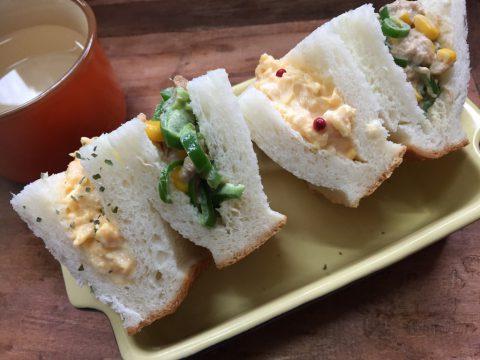 幼稚園のお弁当はポケットサンドウィッチがおすすめ【作り方は簡単】