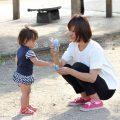 1歳児の発達と特徴!保育のポイントは言葉の発達と噛みひっかきへの注意