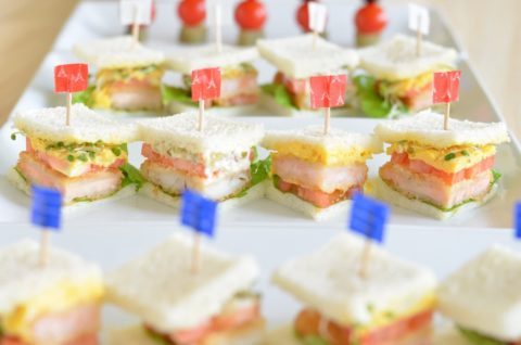 幼稚園のお弁当はサンドイッチやおにぎりがおすすめのまとめ