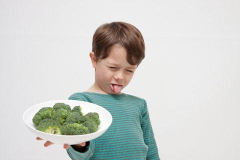 好き嫌いの多い子供の原因とは?遺伝?環境が関係するの?