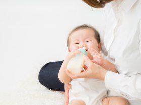 ミルクを飲まない赤ちゃん