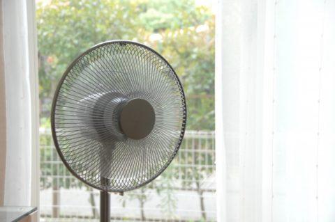 赤ちゃんにおすすめの扇風機3選【安全なものを購入しよう】