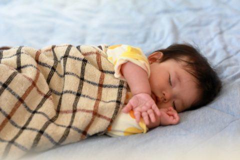 赤ちゃんが寝る時の扇風機の使い方!5つのポイントをチェック
