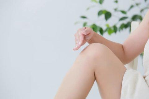 膝の黒ずみを消すクリームはラスターがおすすめ