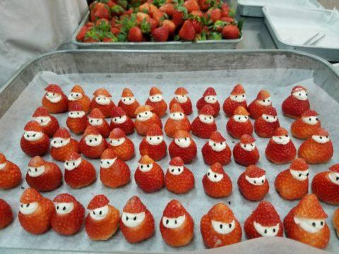 保育園のクリスマス会は制作と給食が大事【ねらいに入れよう】