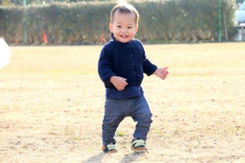 赤ちゃんが歩くのはいつから?1歳が目安!前兆はあるのか?
