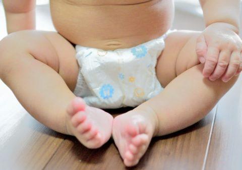 赤ちゃんの体重が増えない原因とは?6つの理由と増え方の目安