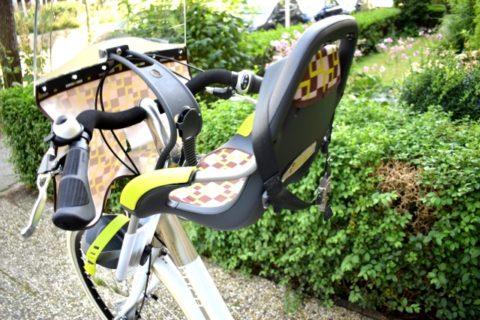 自転車に子供を乗せるはいつからいつまで?赤ちゃんはどうする?