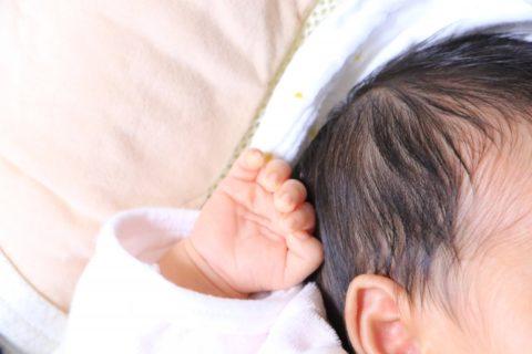 赤ちゃんが髪の毛をむしる引っ張る【ママの髪の毛を引っ張ることも】