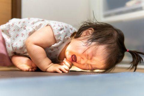 赤ちゃんがギャン泣きする理由5選【どうして大泣きするの?】
