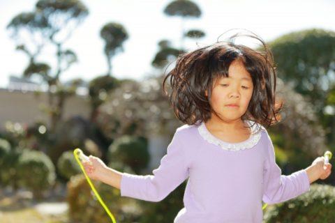 子供の縄跳びの教え方で上達をさせる方法