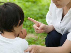 子供の叱り方の上手な方法を保育士が解説【年齢別・ダメな間違った方法】