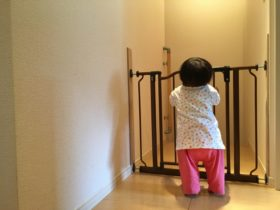 ベビーゲートは必要?赤ちゃんを危険から守る安全対策【おすすめは?】