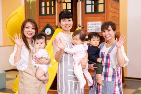 保育士1人が担当する子どもの数を乳幼児別に解説