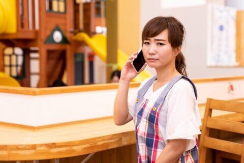 保育士はずる休みをする方法【当日欠勤の理由の伝え方と電話のかけ方】